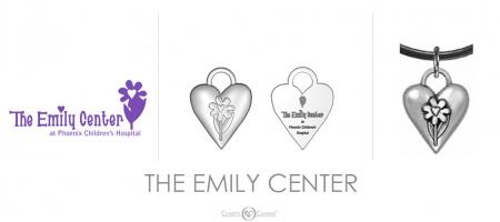 The Emily Center Charm