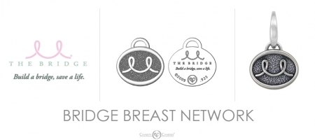Bridge Breast Network Charm