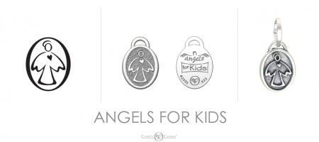 Angels for Kids Charm