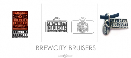 Brewcity Bruisers Charm