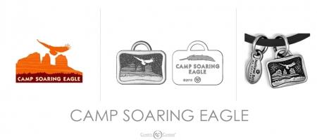 Camp Soaring Eagle Charm