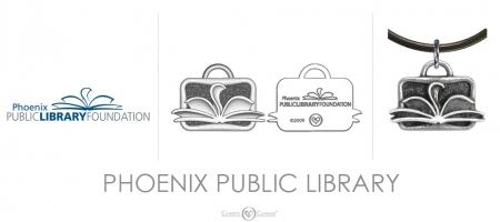 Phoenix Library Charm