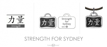 Strength for Sydney Charm