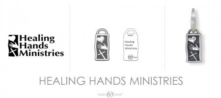 Healing Hands Ministries Charm