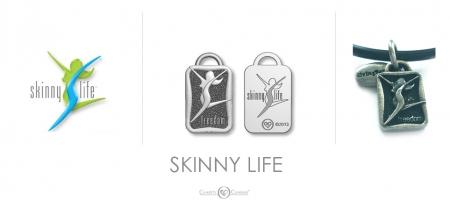 Skinny Life Charm