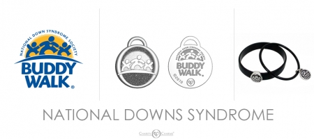 National Downs Syndrome Charm