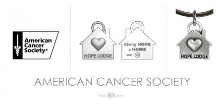 American Cancer Society Charm