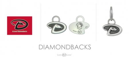 Diamondbacks Charm