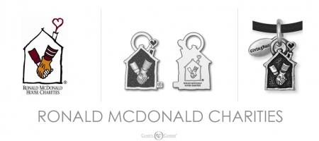 Ronald Mcdonald Charm