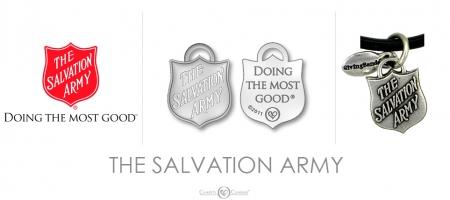 Salvation Army Charm