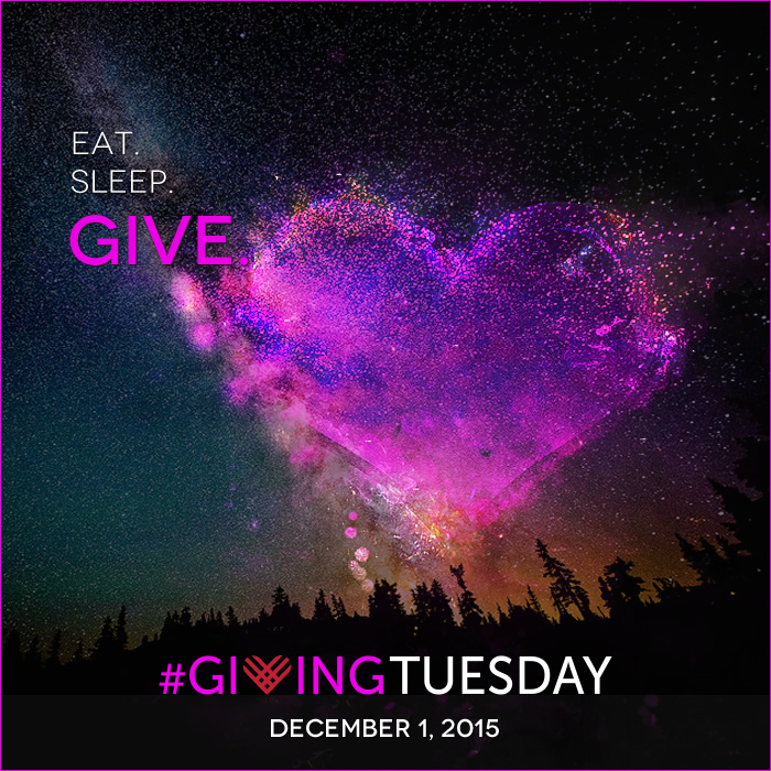 This #GivingTuesday Give Back – Thank Your Supporters