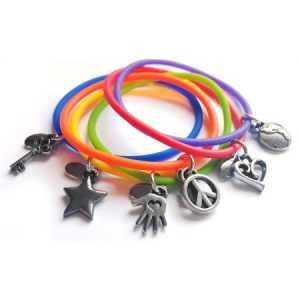 custom charm bracelet Symbol Charms
