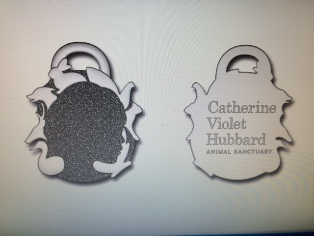 charity charm bracelets CVH Charm Rendering