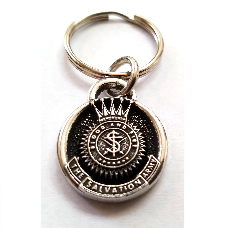 SA Crest Keychain