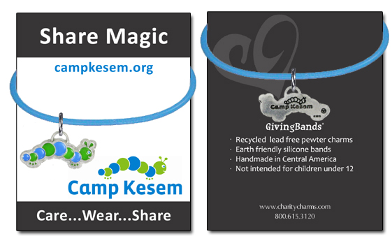 Camp Kesem Card