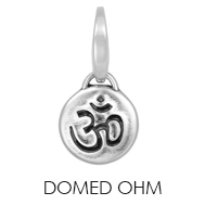 Domed Ohm Charm