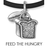 Feed the Hungry Charm