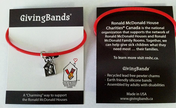 GivingBand Card