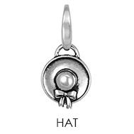 Hat Charm