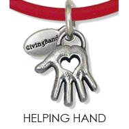 Helping Hand Charm