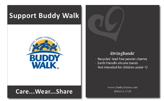 NDSS Buddy Walk Card