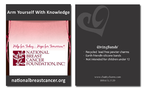 National Breast Cancer Card