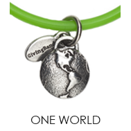 One World Charm