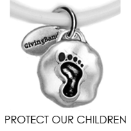 Protect Our Children Charm