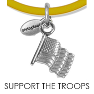 Support the Troops Charm