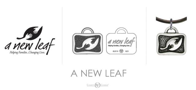 A New Leaf Charm