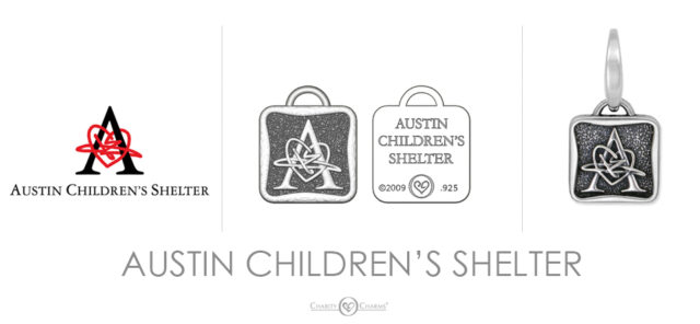 Austin Childrens Shelter Charm