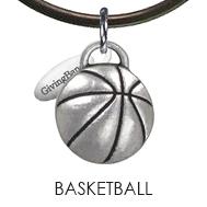 Basketball Charm