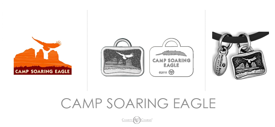 Camp Soaring Eagle Charm