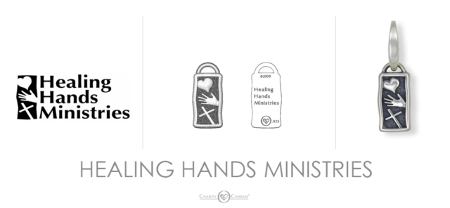 Healing Hands Ministries Charm