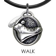Walk Charm