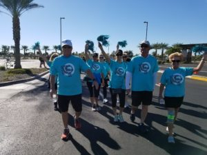 lung force phoenix walk group 2