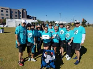 lung force phoenix walk group