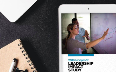 Nonprofit Leadership Impact: A Study By MobileCause