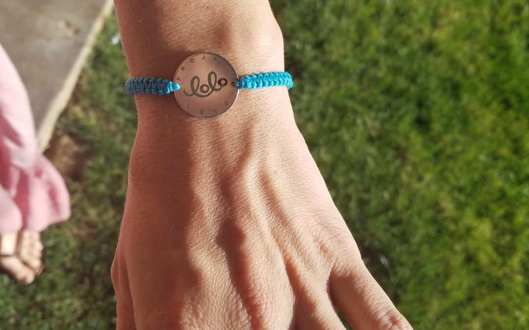 Introducing Project Lolo Cause Bracelets! Helping Children Live Limitless Lives