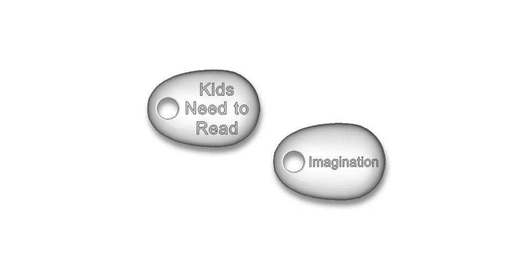 kids need to read charity bracelets bead