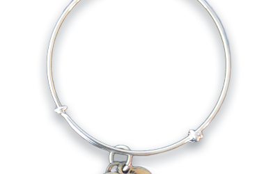 FARE Bangle Charm Bracelets Helping to Fund Important Food Allergy Research