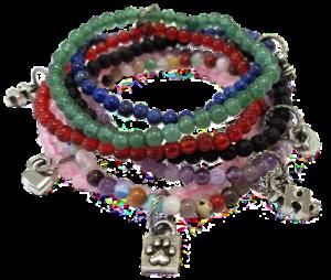 charmlets transparent custom jewelry