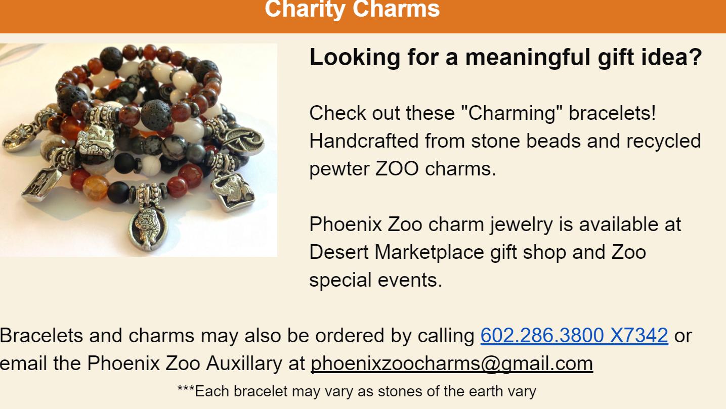 Phoenix Zoo Newsletter Ad