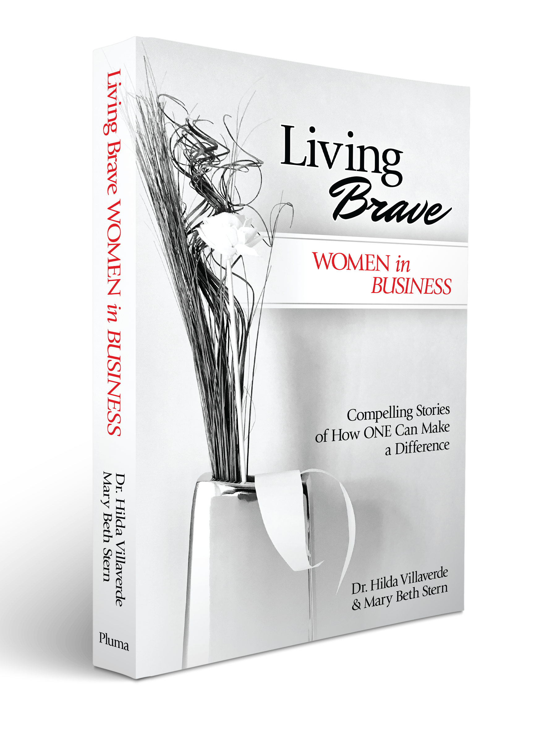 living brave book cover
