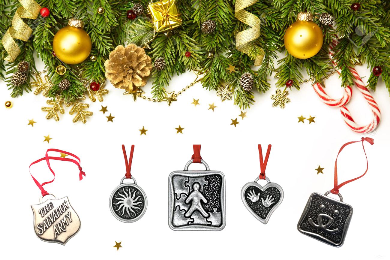 custom logo ornaments