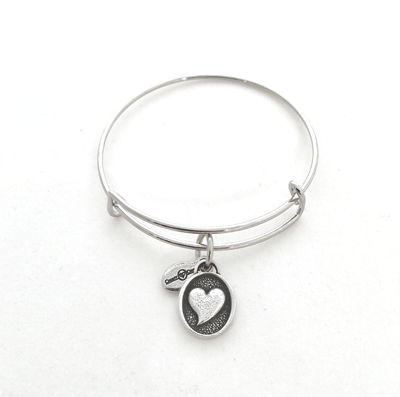 custom jewelry bangle dangles