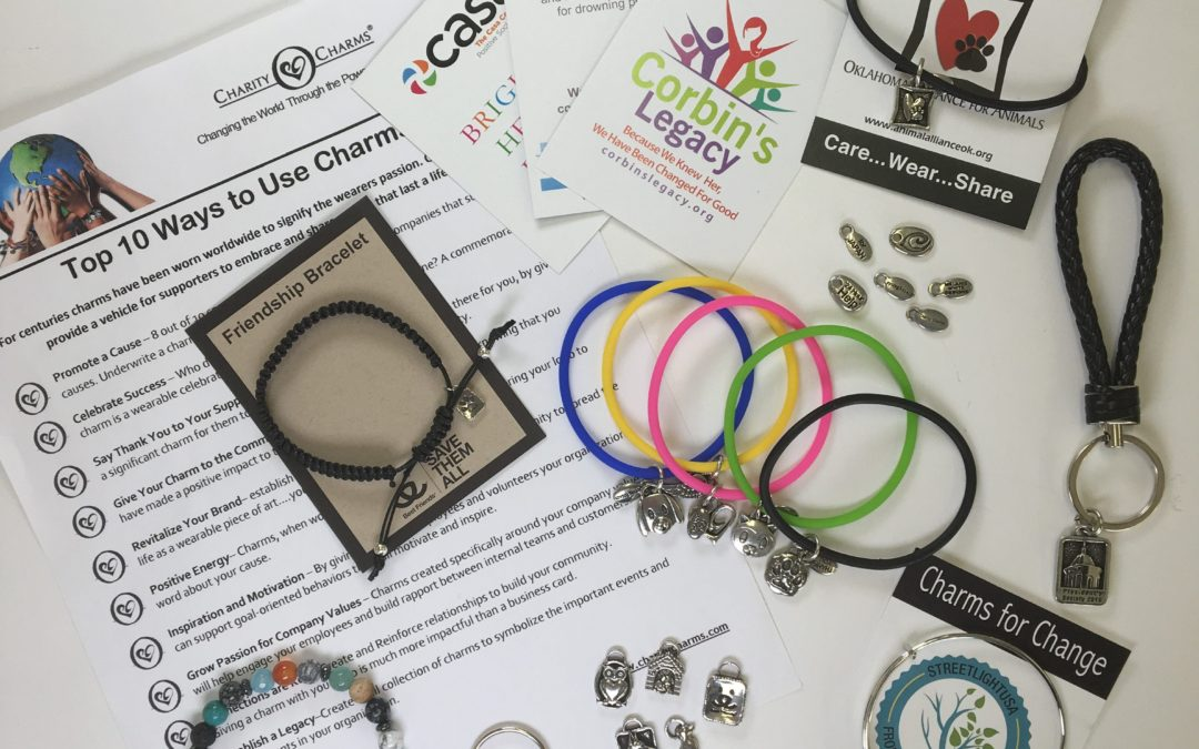 Are Logo Charms Part of Your 2019 Marketing Plan?