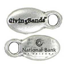 national bank of arizona branding bead charity partnership