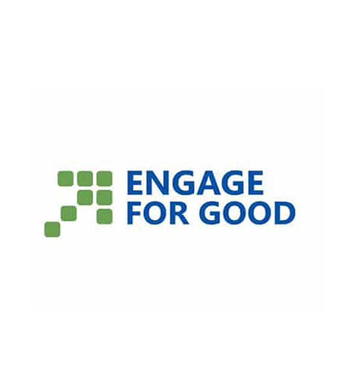 resources engage for good logo