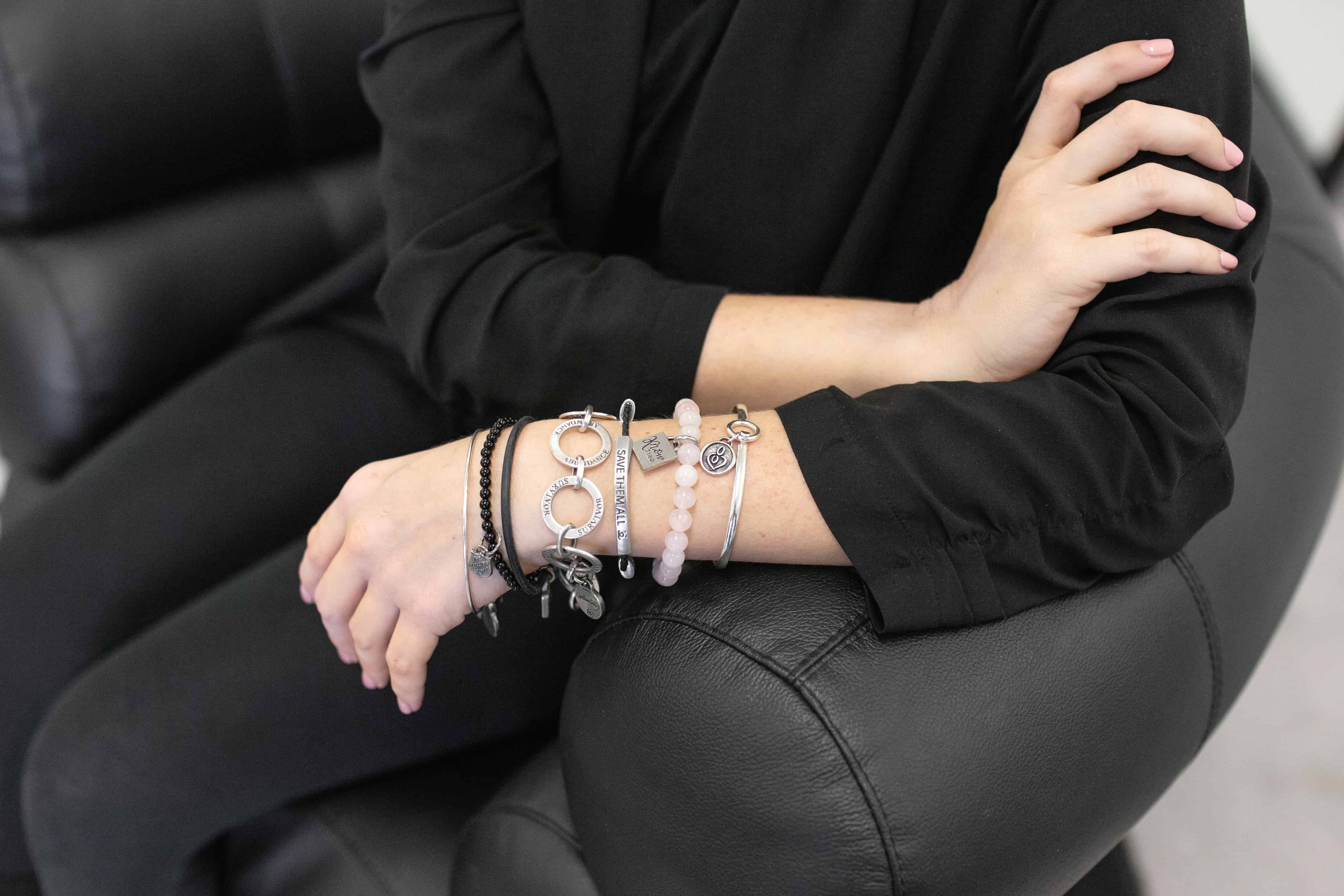 custom charms bracelets